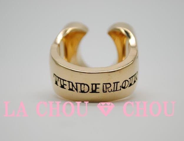 テンダーロイン(TENDERLOIN)ホースシューリング指輪サイズ直し修理