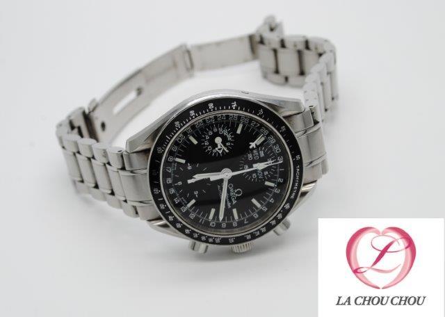 オメガ OMEGA 腕時計 スピードマスター デイデイト 高崎市 オーバーホール