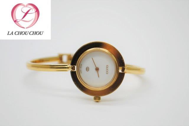 GUCCI グッチ 腕時計 蓋 閉まらない 修理 電池交換 神奈川県 群馬県