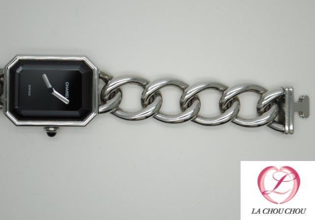 CHANELプルミエール腕時計 H0452 ベルトサイズ直し