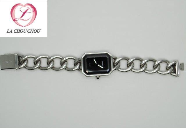 CHANELプルミエール腕時計 H0452