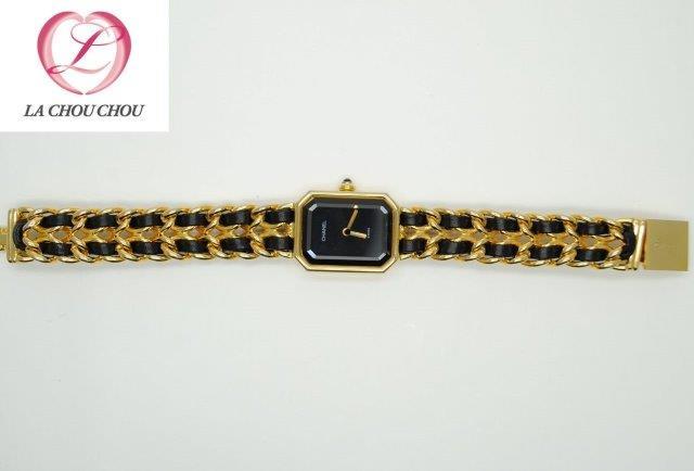 プルミエール腕時計 ベルト サイズダウン