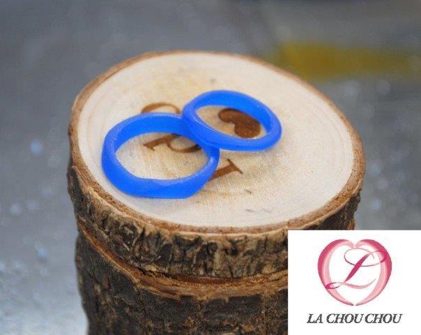 手作りマリッジリング シャンパンゴールド 結婚指輪