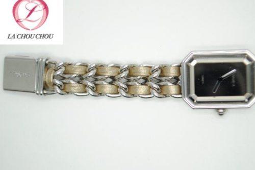 CHANELプルミエール腕時計 ベルト サイズアップ 群馬県高崎市